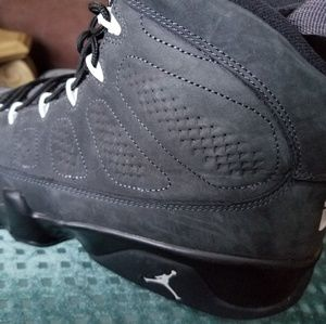 Jordan Shoes - Air Jordan Retro 9 Anthracite black charcoal grey